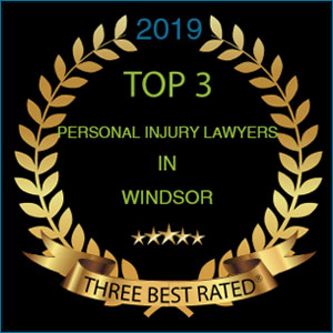 Best Personal injury lawyers in Windsor